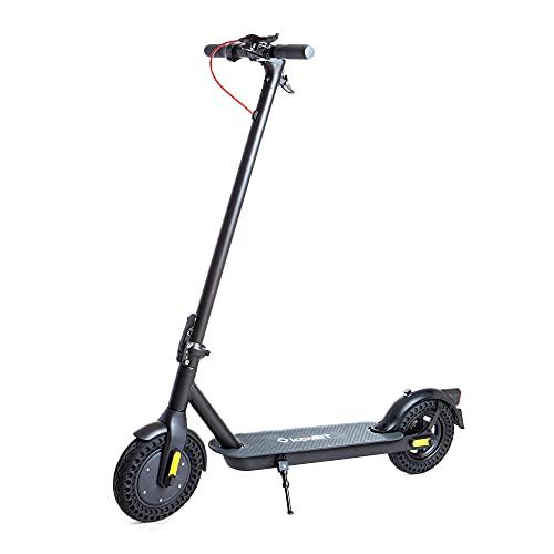 IconBIT KICK E-SCOOTER City PRO - Elektro Scooter mit Straßenzulassung (StVZO), 20 km/h, einfacher Faltmechanismus, Trommelbremse, große Reichweite, LED-Display
